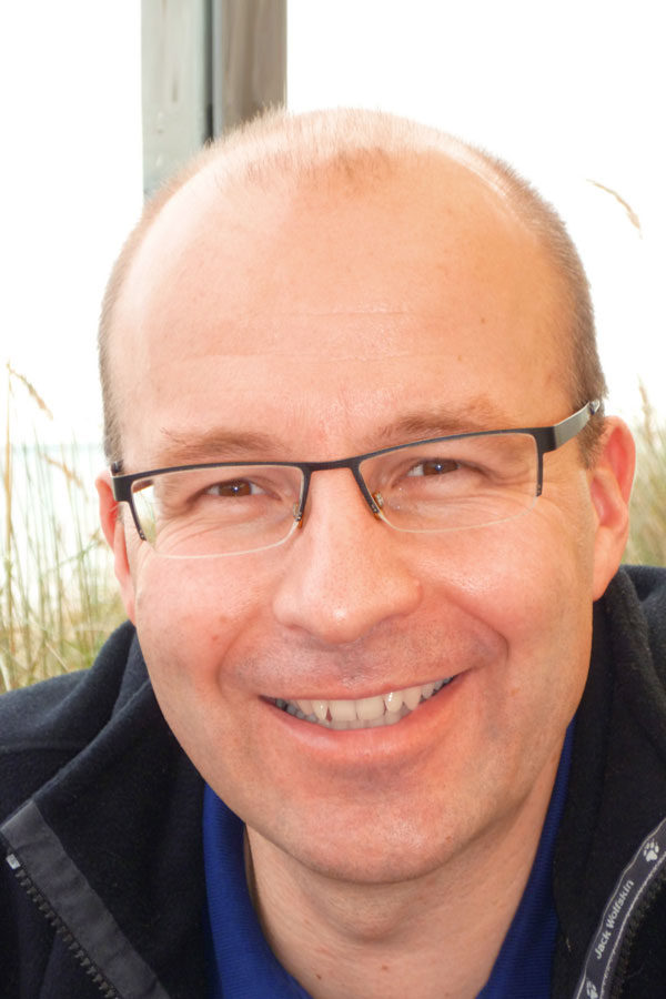 Schulleiter Ralf Grünewald