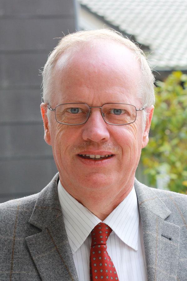 Schulleiter Ulrich Güth