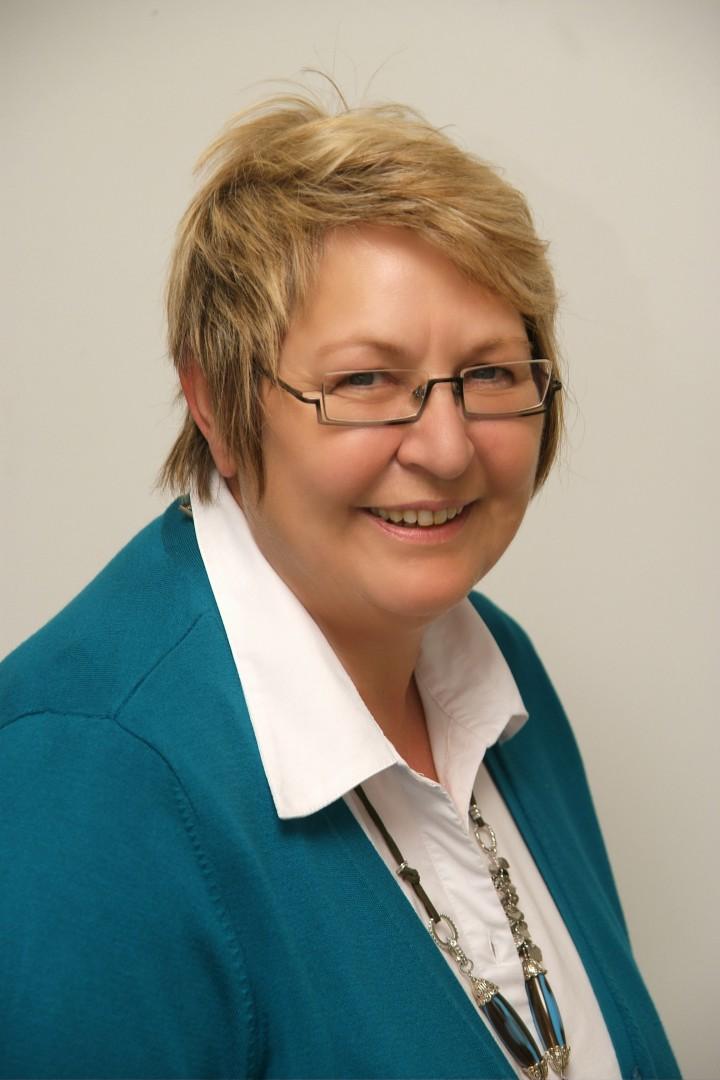 Fachleiterin Ingrid Neumann